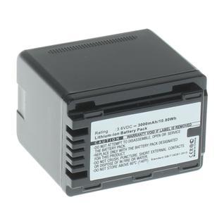 Аккумуляторная батарея iBatt для фотокамеры Panasonic HC-V160. Артикул iB-F456