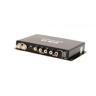 Автомобильный цифровой HD ТВ-тюнер DVB-T/DVB-T2 компактного размера AVIS ...