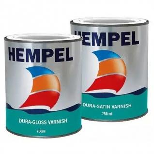 Лак матовый Hempel Dura-Satin (10251726)