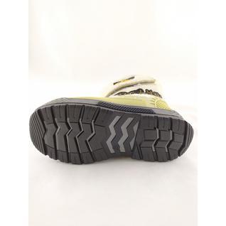F503-5 ботинки бежевый носок PALIAMENT 27-32 (28)
