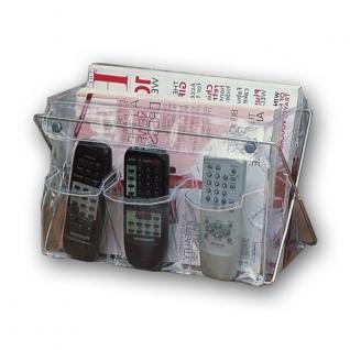 Уют и комфорт в доме. Воздухоочистители. Potter Ind. Ltd. Подставка для журналов, пультов NW-OR040