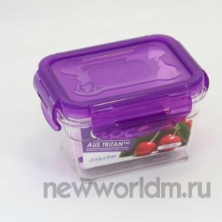 Эко-посуда. Бутылочки для напитков. Контейнеры для продуктов. Посуда для детей. Steuber GmbH Пластиковый контейнер с защитой Microban 330 ml NW-Tr-330