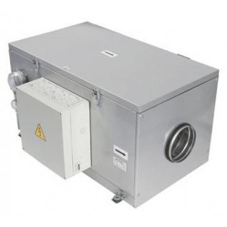 Приточная установка ВПА 100-1,8-1 LCD с автоматикой