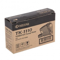 Картридж Kyocera TK-1110 для Kyocera FS-1040, 1020MFP, 1120MFP, оригинальный (чёрный, 2500 стр.) 7690-01