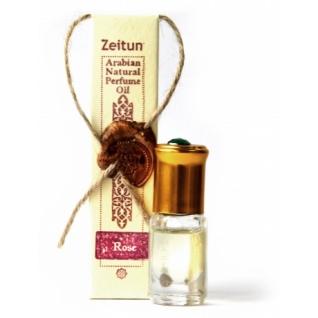 Арабские духи - Концентрированое парфюмерное масло Зейтун №3 Роза ролл-он
