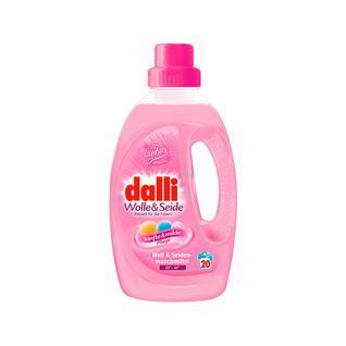 Средство жидкое для стирки шерсти и шелка Dalli Wolle and Seide 1,1 л 20 стирок