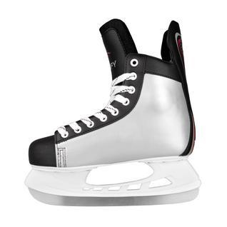 Хоккейные коньки СК (Спортивная Коллекция) (спортивная коллекция) Profy 1000, красный размер 31