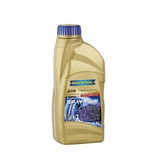 Трансмиссионное масло Ravenol ATF SP-IV Fluid 4л