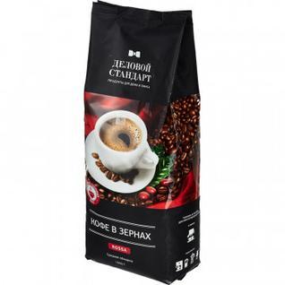 Кофе в зернах Деловой Стандарт ROSSA , 1кг