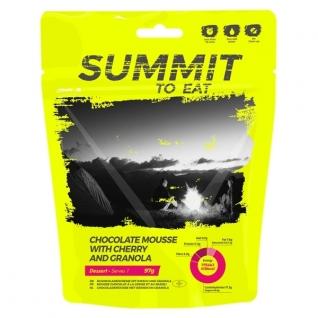 Summit to Eat Мус шоколадный с вишней Summit to Eat