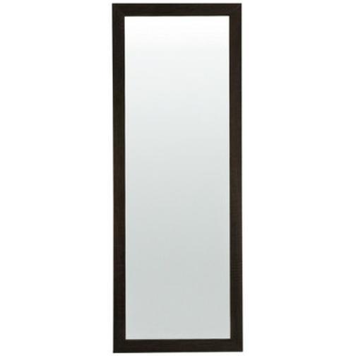 Зеркало МИР_в раме МДФ 354x15x955 / 300x900 (3400226.03) венге 40105379 2