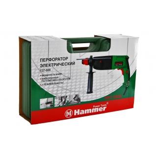 Перфоратор HAMMER PRT650A 650 Вт SDS+ 24мм 0-1000об/мин 2.2Дж 3 режима ...