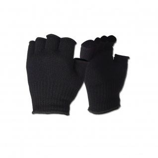 Sealskinz Перчатки-вкладыши Sealskinz полуоткрытые, цвет черный