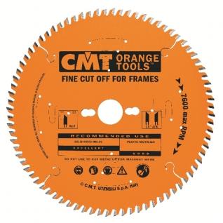 Диск пильный для багетных рамок XTreme CMT 285.596.12M