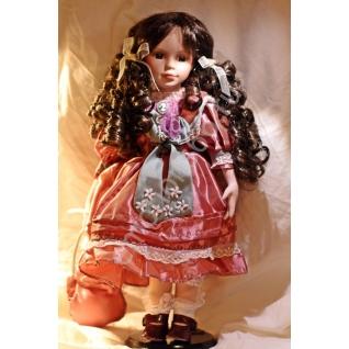 Кукла Жанет с сумочкой