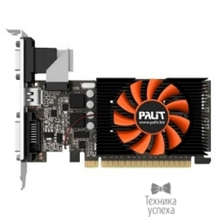 Palit PALIT GeForce GT730 1GB 64bit DDR5 D-Sub DVI HDMI (RTL) NE5T7300HD06-2081F