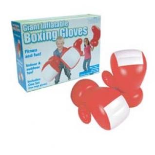 Боксерские перчатки Upright OMBG205J (надув.)