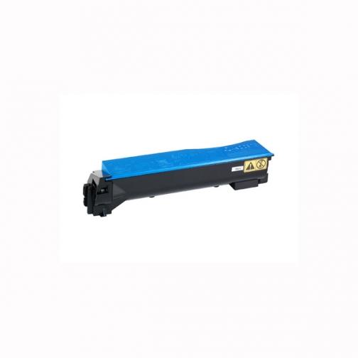 Совместимый тонер-картридж TK-540C для Kyocera Mita FS-C5100DN (голубой, 4000 стр.) с чипом 4528-01 Smart Graphics 851350