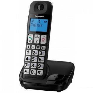 Радиотелефон Panasonic KX-TGE110 черный
