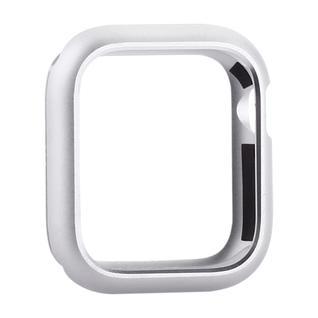 Чехол алюминиевый бампер COTEetCI магнитная рамка для Apple Watch Series 5/ 4 (CS7057-TS) 40мм Серебристый