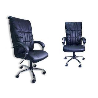 EGO Офисное массажное кресло EGO BOSS EG1001 LUX
