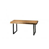 Стол из слэбов СТАНДАРТ Массив Кедра 1200х600х760 мм