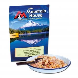 Яичница-болтунья Mountain House с ветчиной и картофелем