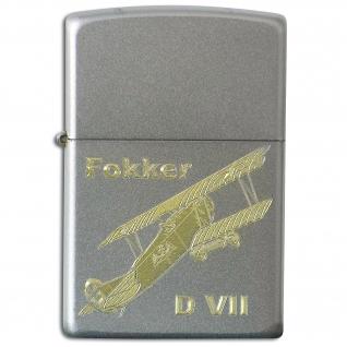 Zippo Зажигалка Zippo Fokker D VII