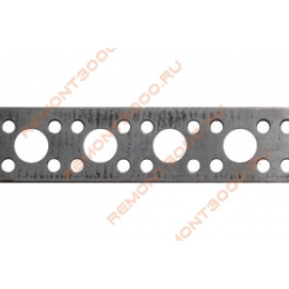 СОРМАТ перфолента KVA 12x0,75мм (10м) универсальная / SORMAT монтажная лента KVA 12x0,75мм (10м) универсальная Сормат