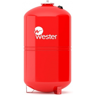 Мембранный бак для отопления Wester WRV 150