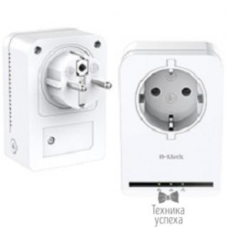 D-Link D-Link DHP-P309AV/C1A Комплект из двух PowerLine-адаптеров DHP-P308AV