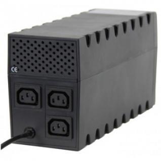 ИБП Powerсom RPT-800A (3 IEC/480Вт)