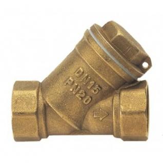 Фильтр грубой очистки воды косой 400мкм 3/4 RR 389