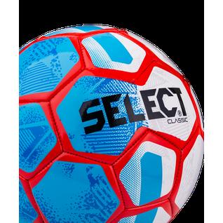 Мяч футбольный Select Classic №5 синий/белый/красный (5)
