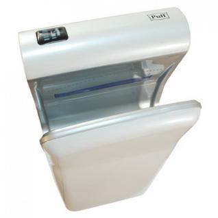 Сушилка для рук  электрическая погружная 2 кВ белая Puff 8870