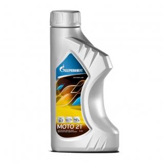 Мотоциклетное масло Газпромнефть Moto 2T, 1л