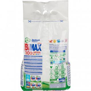 Порошок стиральный BiMax 100 пятен автомат 3 кг
