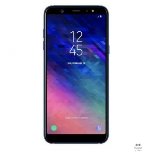 Samsung Samsung Galaxy A6 SM-A600F blue (синий) DS SM-A600FZBNSER 36971544