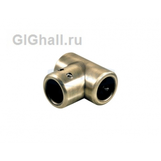 Соединитель т-образный труба - труба.T-902 OBR