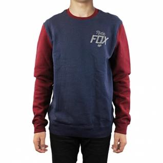 Кофта Fox Knockout Crew Fleece Indigo Xl (16610-199-Xl) Fox Racing
