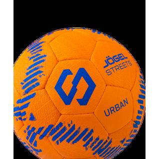 Мяч Jögel футбольныйjs-1110 Urban №5, оранжевый (5)