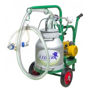 Доильный аппарат для коз «LIDER» 20.2 на 1 козу