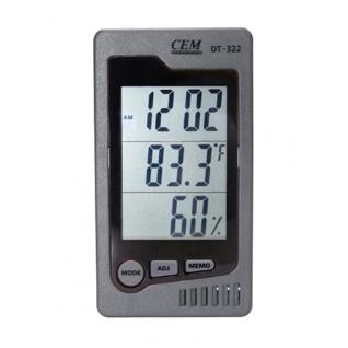 Гигро-термометр CEM DT-322