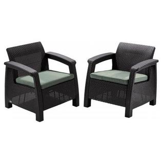 Комплект мебели Keter CORFU DUO SET 17197993