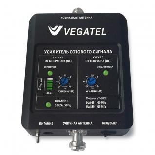 Репитер VEGATEL VT-900E (LED) VEGATEL