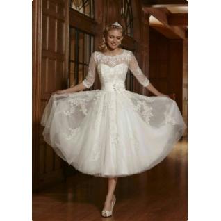 Платье свадебное  Короткие свадебные платья⇨АлисаК