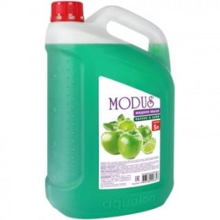 Мыло жидкое MODUS 5л Яблоко и лайм