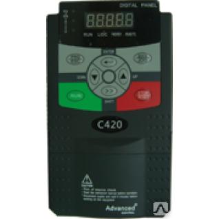 Преобразователь частоты Advanced Control ADV 0.75 C420-M