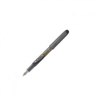Ручка перьевая PILOT одноразовая SVP-4M V-Pen, черные чернила, 0,58мм