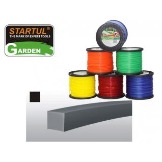 Леска ф2,0ммх349м квадратное сечение STARTUL GARDEN (ST6058-20) STARTUL